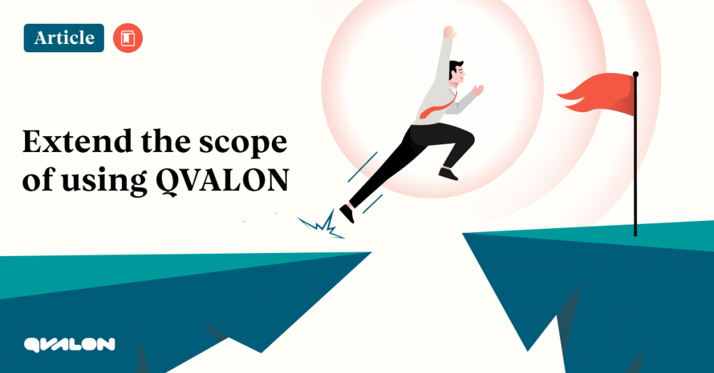 Extend the scope of using QVALON